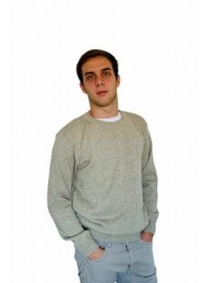 Sweaters Ruptura Cuello Redondo Hombre Pullover