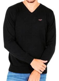 Sweater De Hombre Hollister De Hilo De Algodón Importados