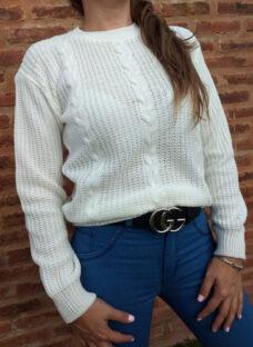 Sweater Lana Hilo Dibujos Clásicos Varios Colores