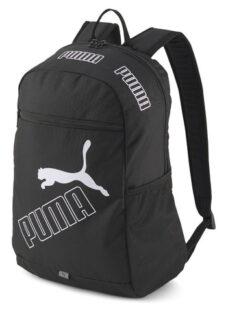 Mochila Negra Puma Phase Backpack Ii