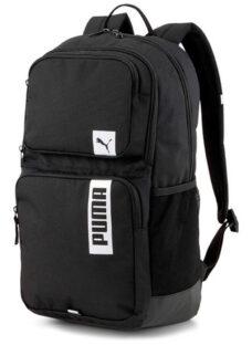 Mochila Negra Puma Deck Backpack Ii